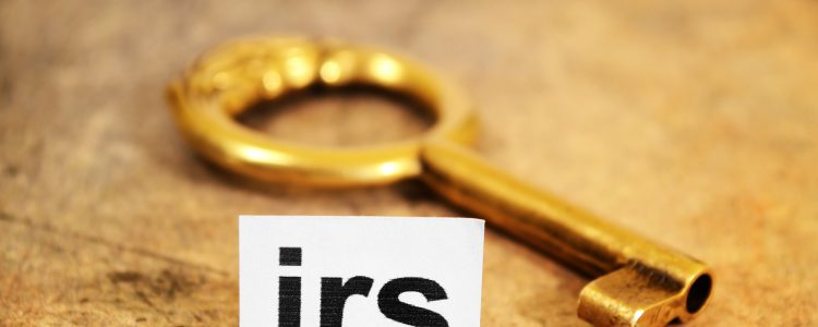 Irs and key concept