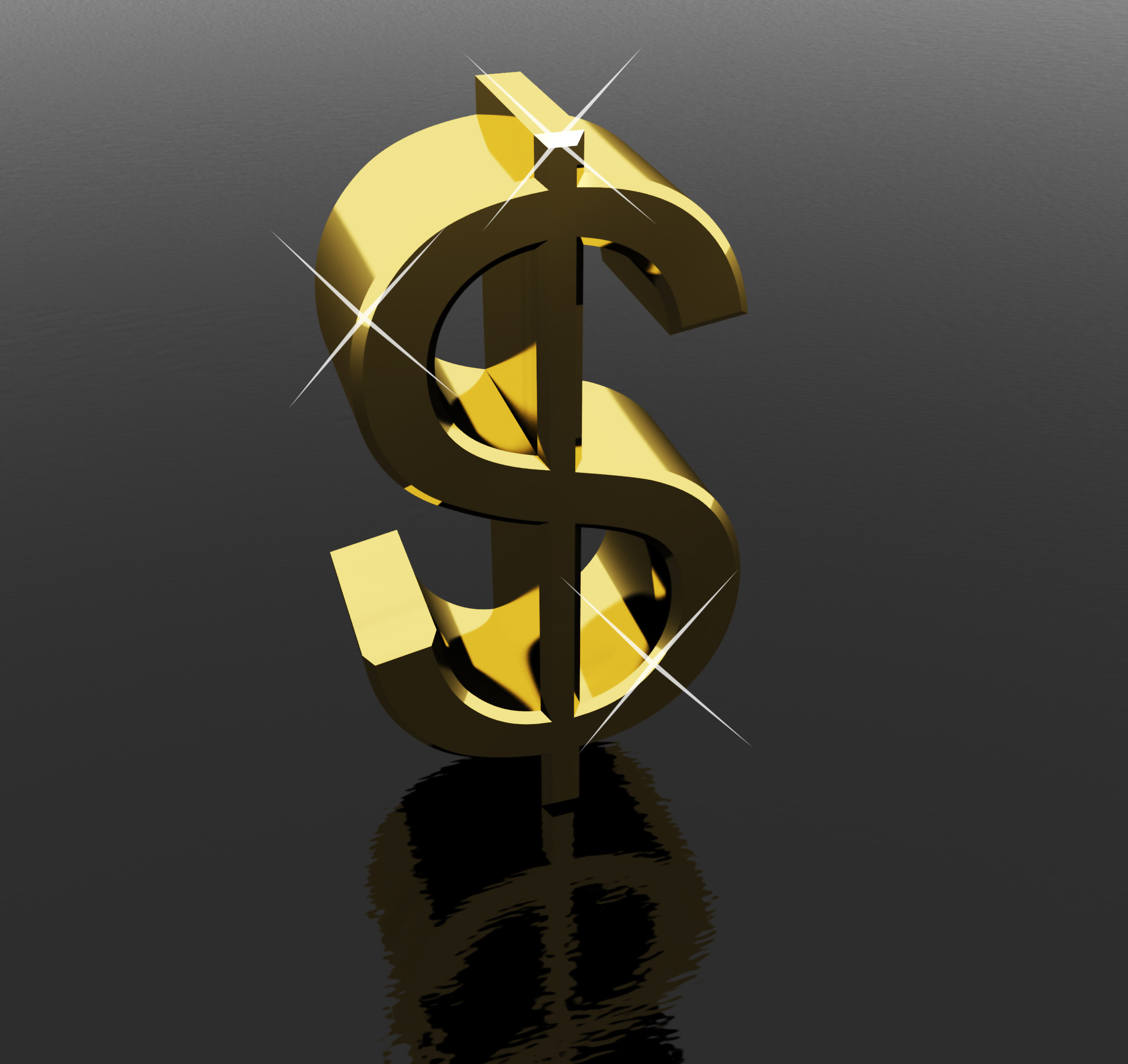 Dollar Sign As Symbol For Money Or Cash Aris Business